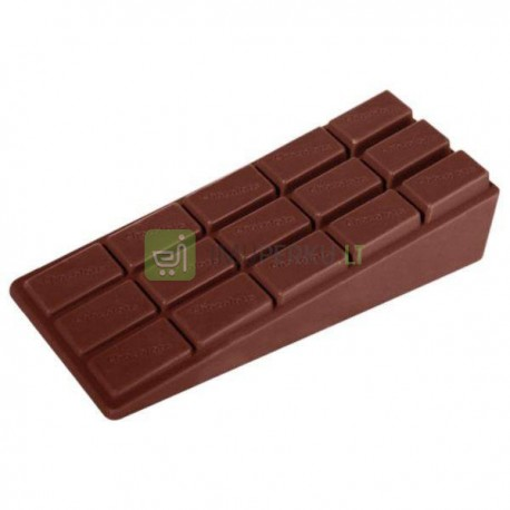 Chocolate bar door stopper