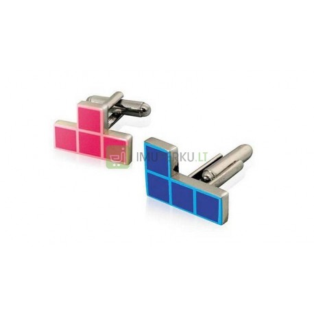 TETRIS cuff Links