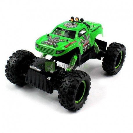 NQD Rock Crawler King keturatis