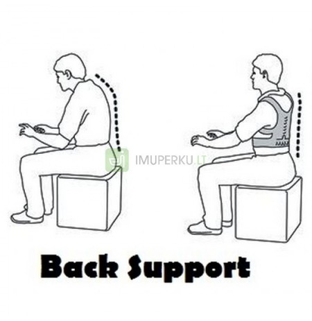 ,,Power Magnetic Posture Support'' laikysenos koreguoklis