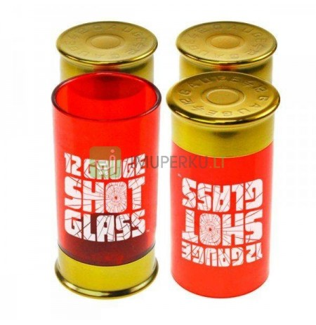 Shotgun – Shot Glasses
