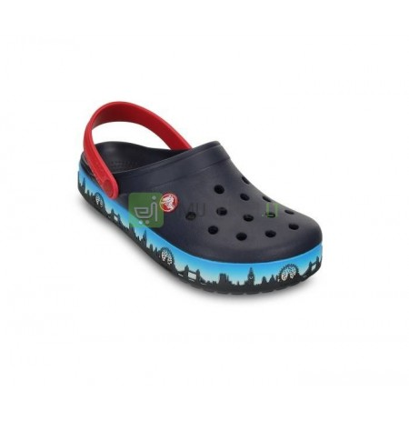 Crocs Crocband London Skyline Clog