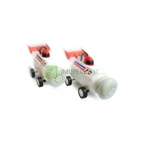 Formula fan - salt and pepper shakers