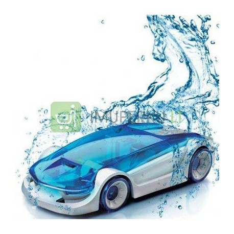 Salt water car