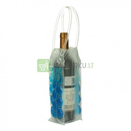 Bottle cooler - blue