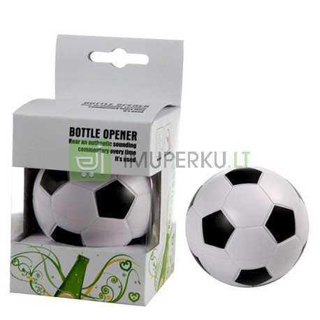 Real sound opener - football