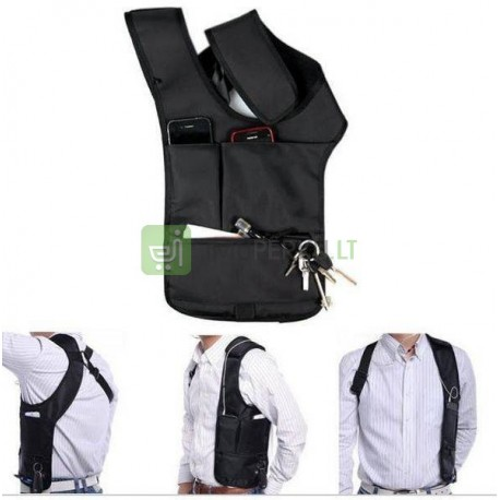Bag under arm Anti-Theft