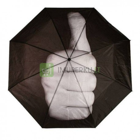 Thumbs up umbrella