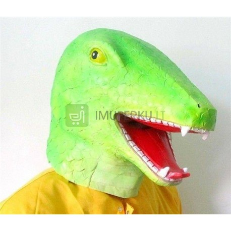 Dinosaurier mask