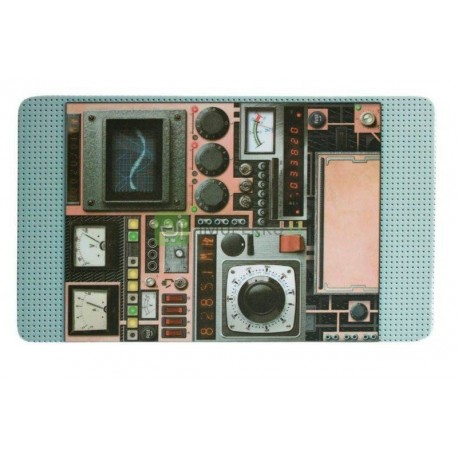 Retro electric chopping board