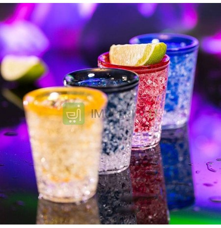 Ice shooters 4 colors