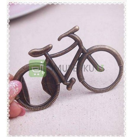 Bicycle opener