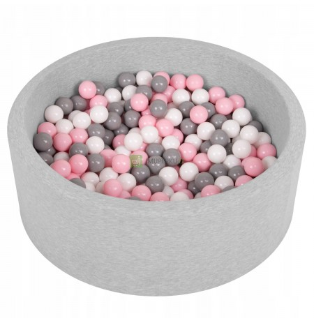DRY POOL with balls AND 300 BALLS of balls POLISH