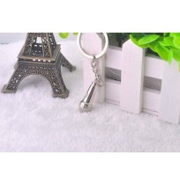Musci key ring - microphone