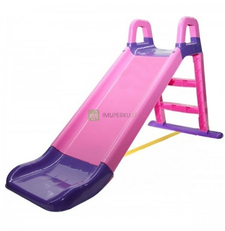 Large slide with a ladder 147cm long XXL