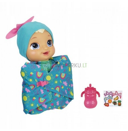 HASBRO BABY ALIVE DOLL ME IS REALLY GROWING! E8199