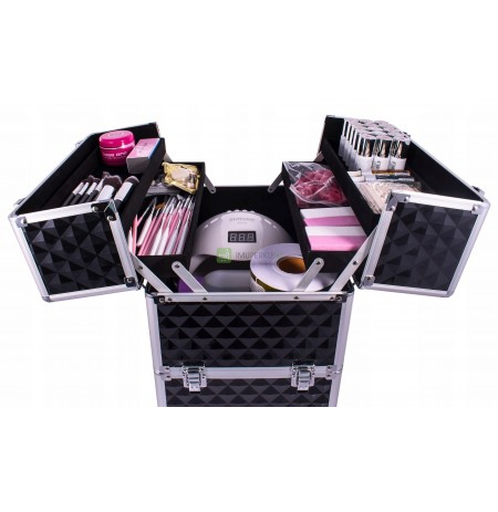 SUNONE COSMETIC CASE XL LAMP VARNISHES