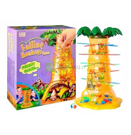 Arcade family GAME MONKEY Jumping Palm