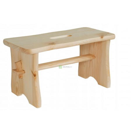Wooden stool, high chair, stool, stool
