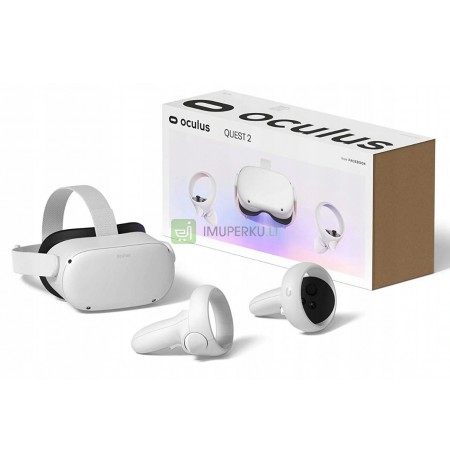 Oculus Quest 2 256GB VR goggles + 2 controllers