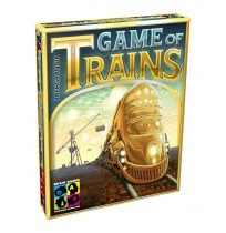 Stalo žaidimas Game of Trains LT, LV, EE