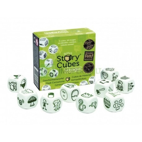 Žaidimas Rory's Story Cubes Voyages LT, LV, EE