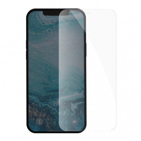Devia Entire view Twice-Tempered Glass for iPhone 12 Pro Max (6.7) clear