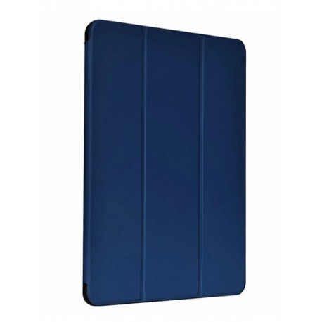 Devia Leather Case with Pencil Slot iPad Air4 10.9 blue
