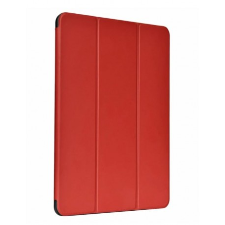 Devia Leather Case with Pencil Slot iPad Air4 10.9 red