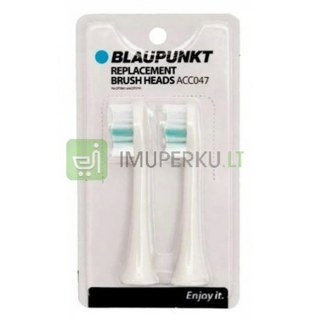 Blaupunkt ACC047 brush heads for DTS612