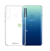 Tellur Cover Basic Silicone for Samsung Galaxy A9 2018 transparent