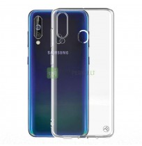 Tellur Cover Basic Silicone for Samsung Galaxy A60 transparent