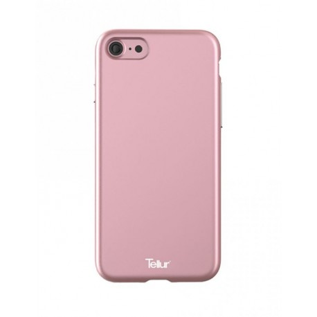 Tellur Cover Premium Soft Solid Fusion for iPhone 7 pink