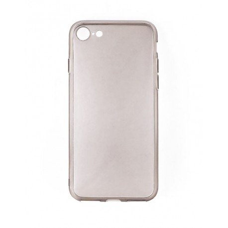 Tellur Cover Silicone for iPhone 7 black