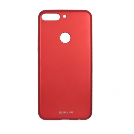 Tellur Cover Shine for Huawei Y7 Prime 2018 red