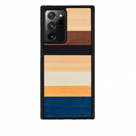 MAN&WOOD case for Galaxy Note 20 Ultra province black