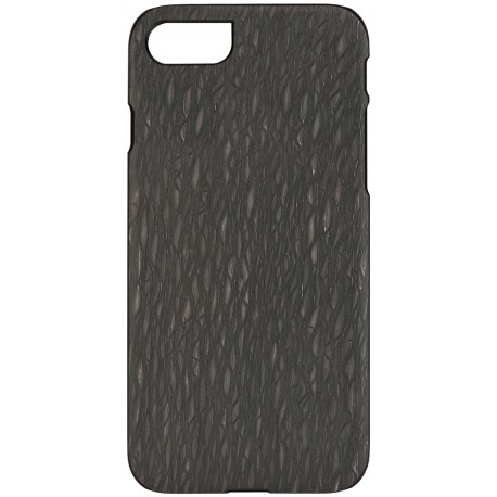 MAN&WOOD case for iPhone 7/8 carbalho black