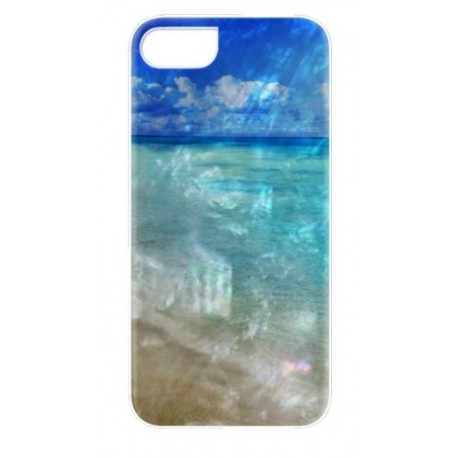 iKins case for Apple iPhone 8/7 beach white