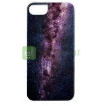 iKins case for Apple iPhone 8/7 milky way white