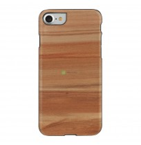 MAN&WOOD case for iPhone 7/8 cappuccino black