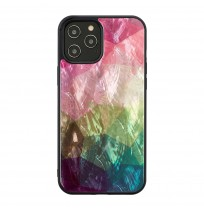 iKins case for Apple iPhone 12 Pro Max water flower black
