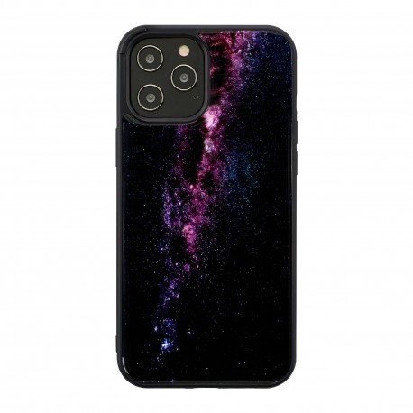 iKins case for Apple iPhone 12 Pro Max milky way black