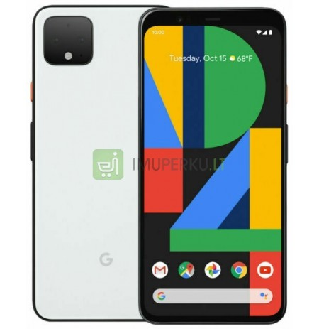 Google Pixel 4 XL 64GB cleary white (G020P)