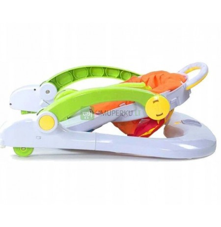 4in1 Baby walker ride-on pusher chair
