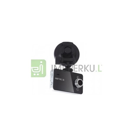 Automobilio video registratorius Black Box DVR  HD