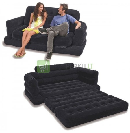 Pripučiama sofa-lova Intex 68566