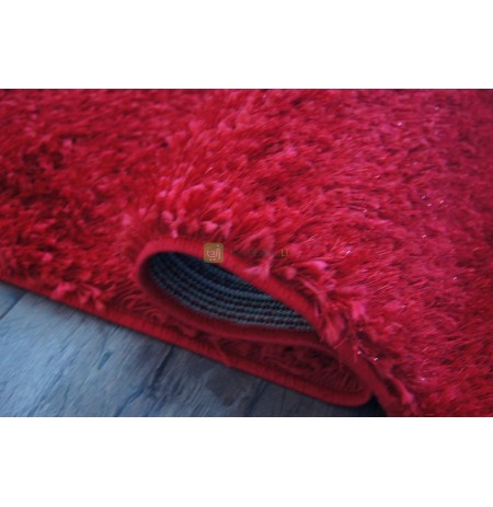 Kilimas Cosy Shaggy Red