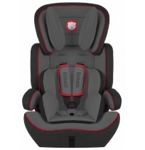 Automobilinė kėdutė Lionelo Levi Plus Black/Red