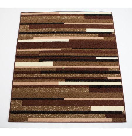 Kilimas BCF Beige collection Stripes 60x110
