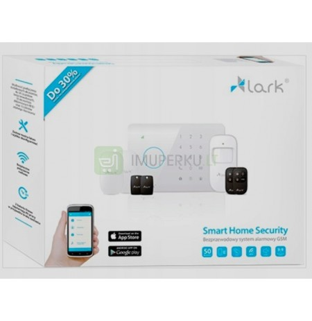 System Lark Security LS-100 Produktas